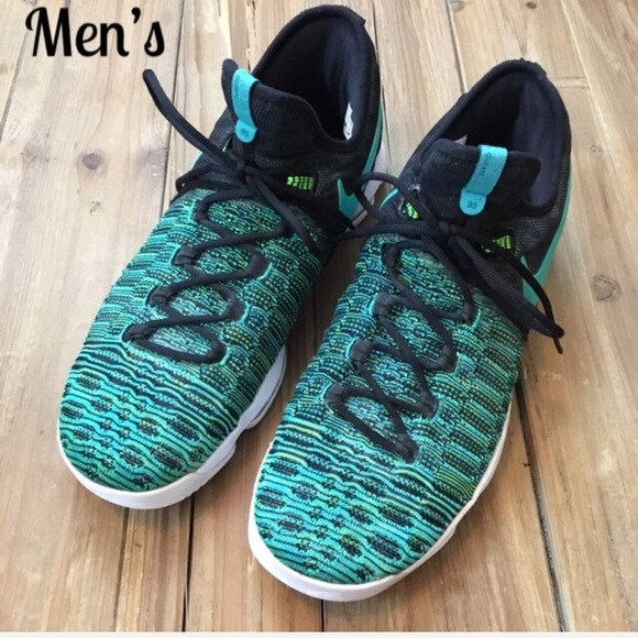 new concept 68796 1c538 Nike Zoom KD9 Kevin Durant Birds of Paradise Shoes.  M 5bc0f02212cd4adfb26b54d4